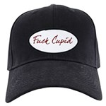 Fuck Cupid Black Cap
