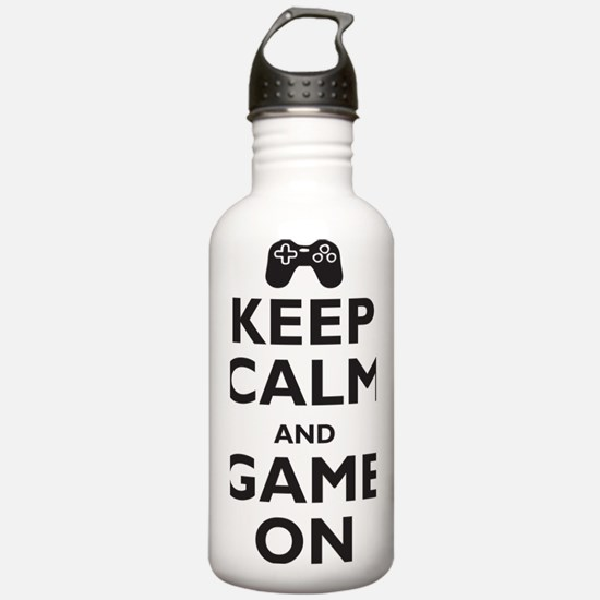 game-on Water Bottle
