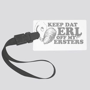 ersters_gray Large Luggage Tag