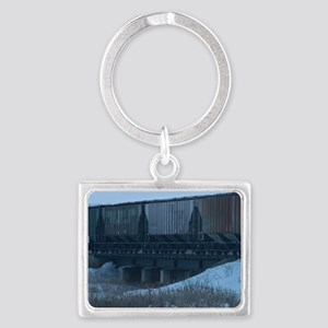 twenty-first download 140edeigh Landscape Keychain