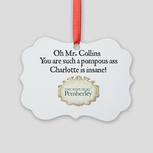 pompous Picture Ornament
