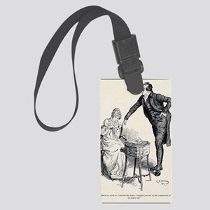 COMPANION_tote Large Luggage Tag