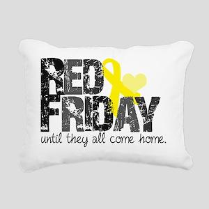redfriday5 Rectangular Canvas Pillow