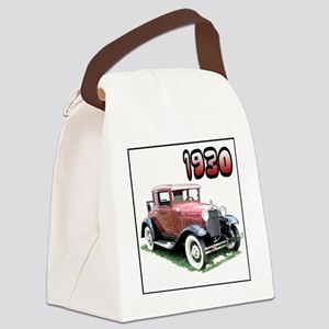 FordAcpe-4 Canvas Lunch Bag