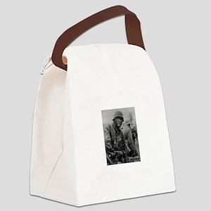 WWII german tshirt Canvas Lunch Bag