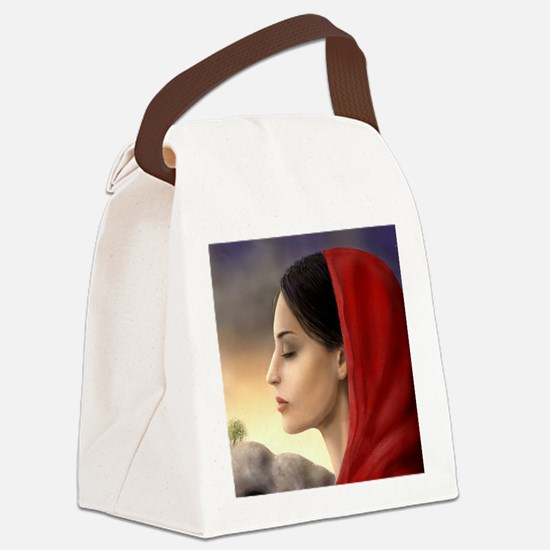MM colsquare Canvas Lunch Bag