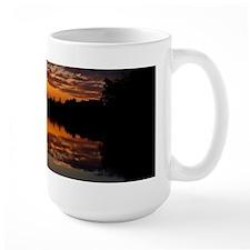 Spring Sunset 15 Oz Ceramic Large Mug Mugs