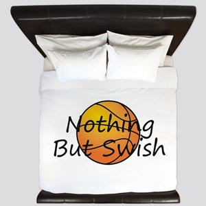 Basketball Swish King Duvet