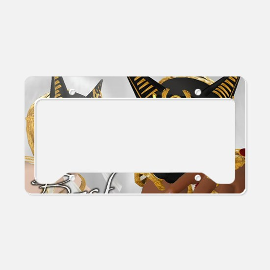 4-today12 License Plate Holder