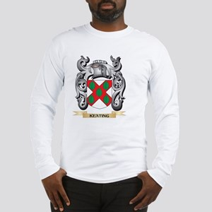 Keddy Coat of Arms - Family Cr Long Sleeve T-Shirt