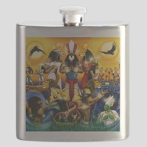 The Gods81 Flask