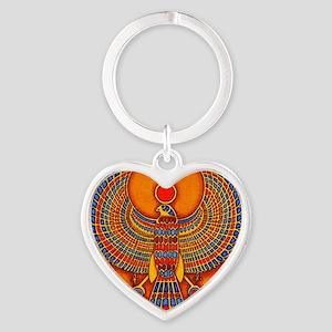4-today84 Heart Keychain