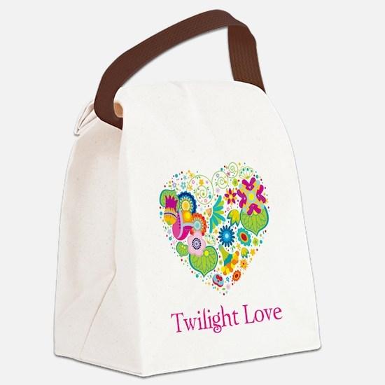 Twilight Love S1 Canvas Lunch Bag