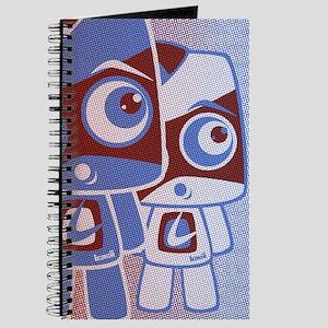 LocoGreetCardStencil Journal