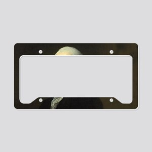 george-washington-rec License Plate Holder