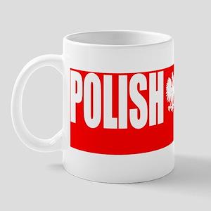 Polish Power Bumper Sticker Mug