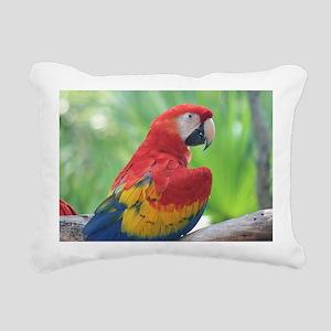 IMG_4828 Rectangular Canvas Pillow