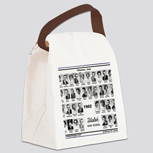 WALSH62 Class-Mousepad Canvas Lunch Bag