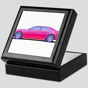 2013 Chrysler 300 Keepsake Box
