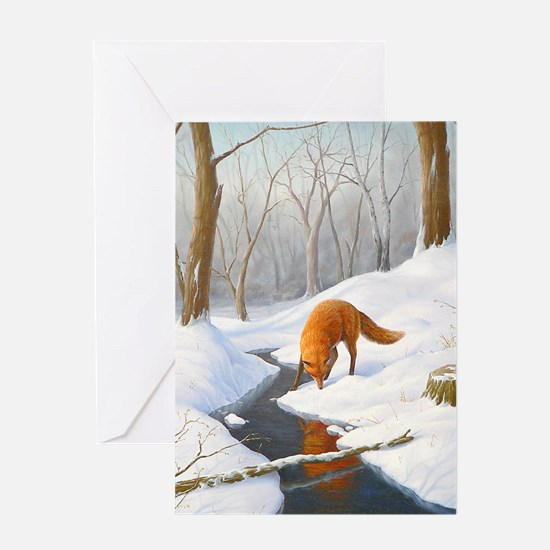 Unique Forests Greeting Card