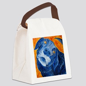 Devotion Canvas Lunch Bag