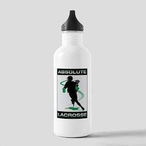 Lacrosse 43 Stainless Water Bottle 1.0L