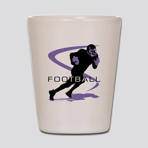 Football 19 Shot Glass