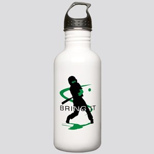 Baseball 30 Stainless Water Bottle 1.0L