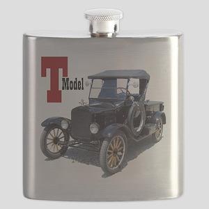 T-truck-10 Flask