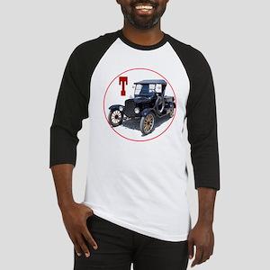 T-truck-C8trans Baseball Jersey