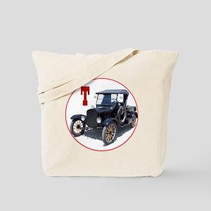 T-truck-C8trans Tote Bag