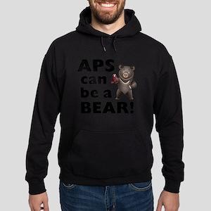 APS Can Be a Bear! Hoodie (dark)