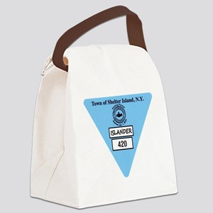 draft1 Canvas Lunch Bag