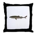 Greenland Shark Throw Pillow
