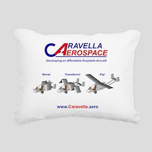 2-cpMessBag2 Rectangular Canvas Pillow