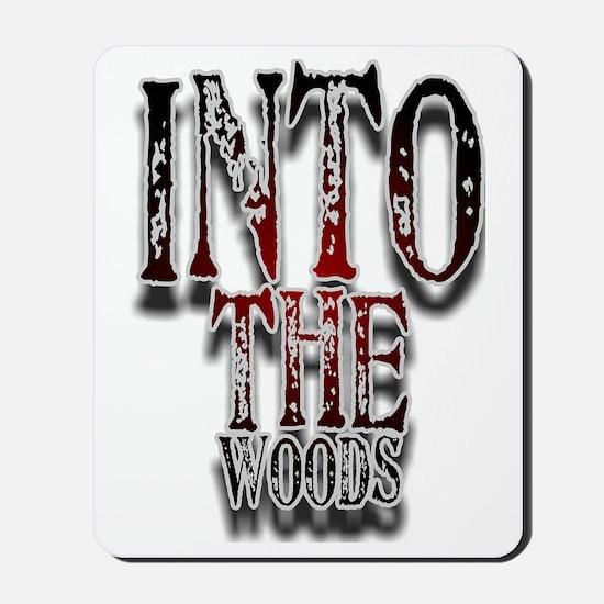 woods1 Mousepad