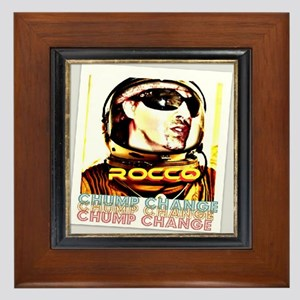 chump frame Framed Tile