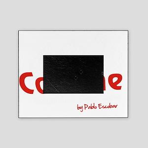 Cocaine - Pablo Escobar Picture Frame