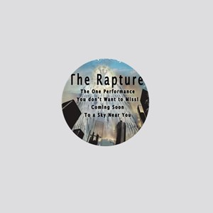 The Rapture Mini Button