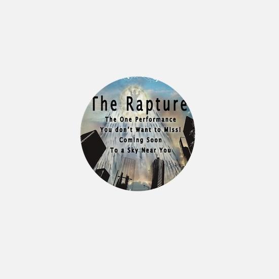 The Rapture Mini Button