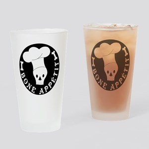 boneappetit8inch Drinking Glass