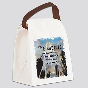 The Rapture Canvas Lunch Bag
