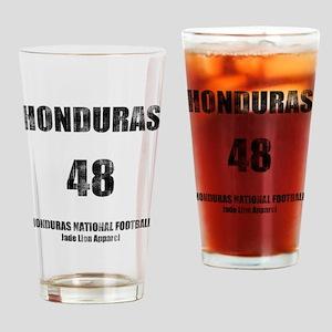 Honduras football vintage Drinking Glass