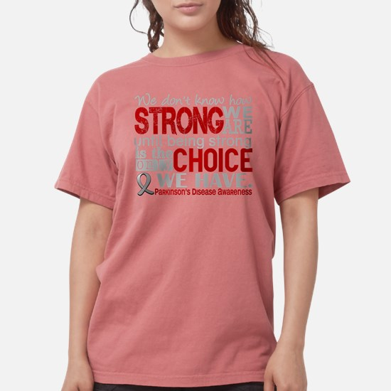 Parkinsons How Strong We Are T-Shirt