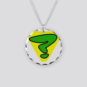SuperSleuth Necklace Circle Charm