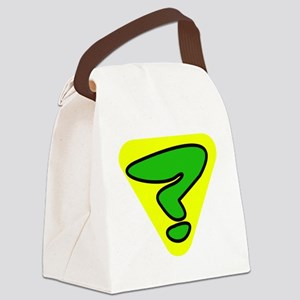 SuperSleuth Canvas Lunch Bag