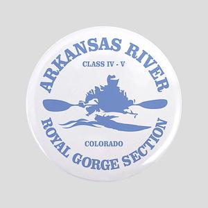 "Arkansas River (Royal Gorge) 3.5"" Button"