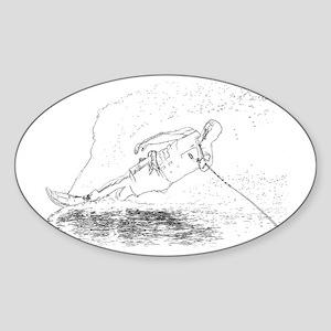 2782-079bo-b Sticker (Oval)