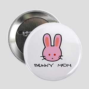 Bunny Mom Button