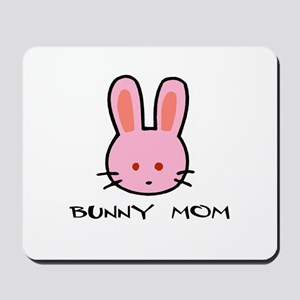 Bunny Mom Mousepad
